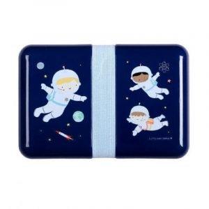 Little Lovely Company Δοχείο Φαγητού Astronauts