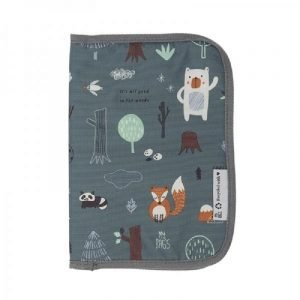 My Bag's Θήκη Βιβλιαρίου Υγείας Forest